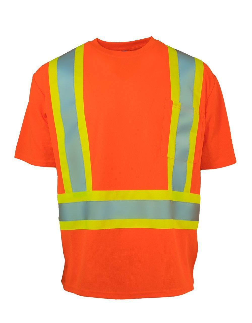 Forcefield - Safety T-Shirt - 022-CBECSA - Orange