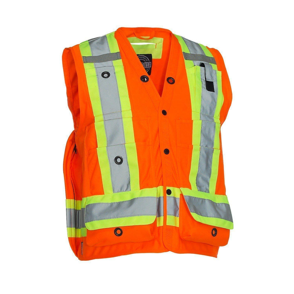 Forcefield - Surveyors Vest - 022-TVSURV168OR - Orange