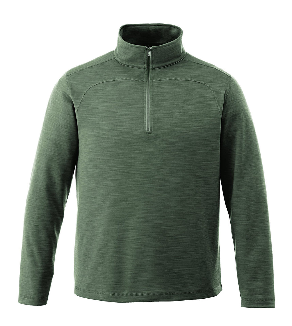 Canada Sportswear  - Lightweight Zip Sweater: Quarter Zip - L00875 - Grey