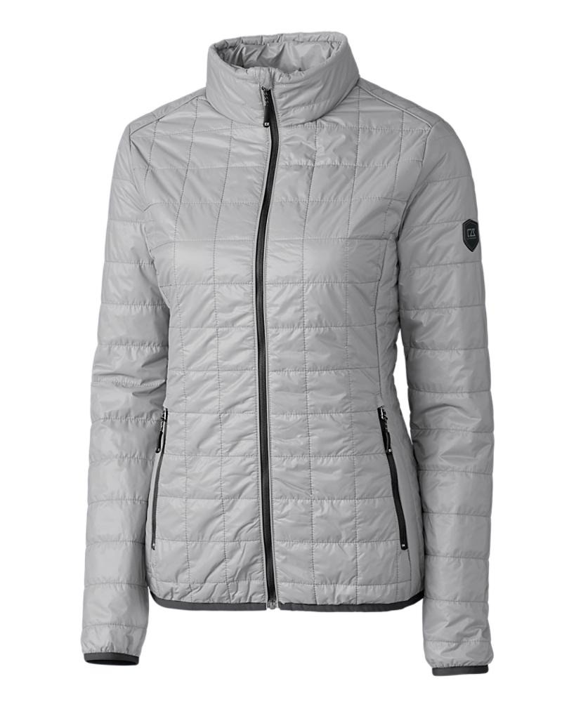 Cutter and Buck Rainer Jacket (Women's Cut) - LCO00007 - Polished