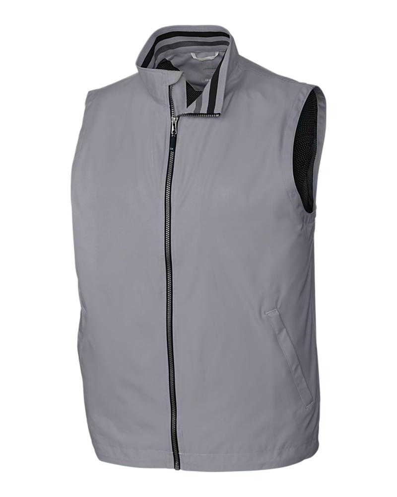 Cutter and Buck Nine Iron Vest - MCO00010 - Oxide