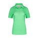 Canada Sportswear  - Patterned Dry Fit Polo Shirt: Women's Cut - S05801 - Green