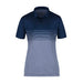 Canada Sportswear  - Patterned Dry Fit Polo Shirt: Women's Cut - S05806 - Navy