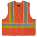 Tough Duck 5-Point Tearaway Safety Vest - S9i0 - Fluorescent Orange