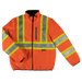 Tough Duck Reversible Safety Jacket - SJ27 - Fluorescent Orange