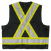 Tough Duck Surveyors Safety Vest - S313 - Black - back