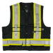 Tough Duck Surveyors Safety Vest - S313 - Black