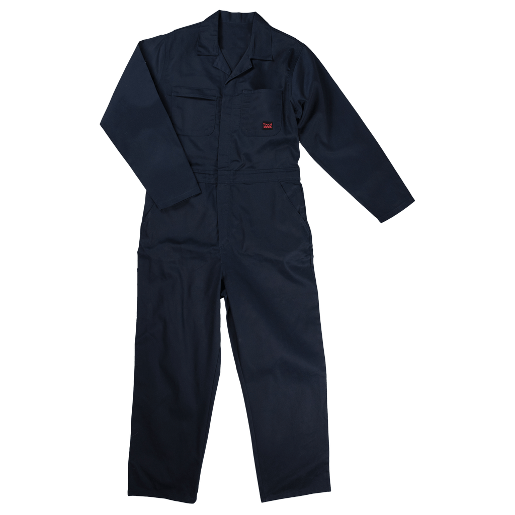 Tough Duck Unlined Coverall - i063 - Navy