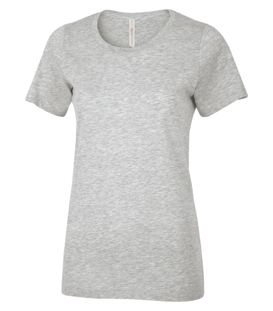 Premium T-Shirt: Women's Cut - ATC8000L - Athletic Grey