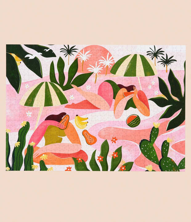 How I Will Spend the Summer Puzzle by Maggie Stephenson 1