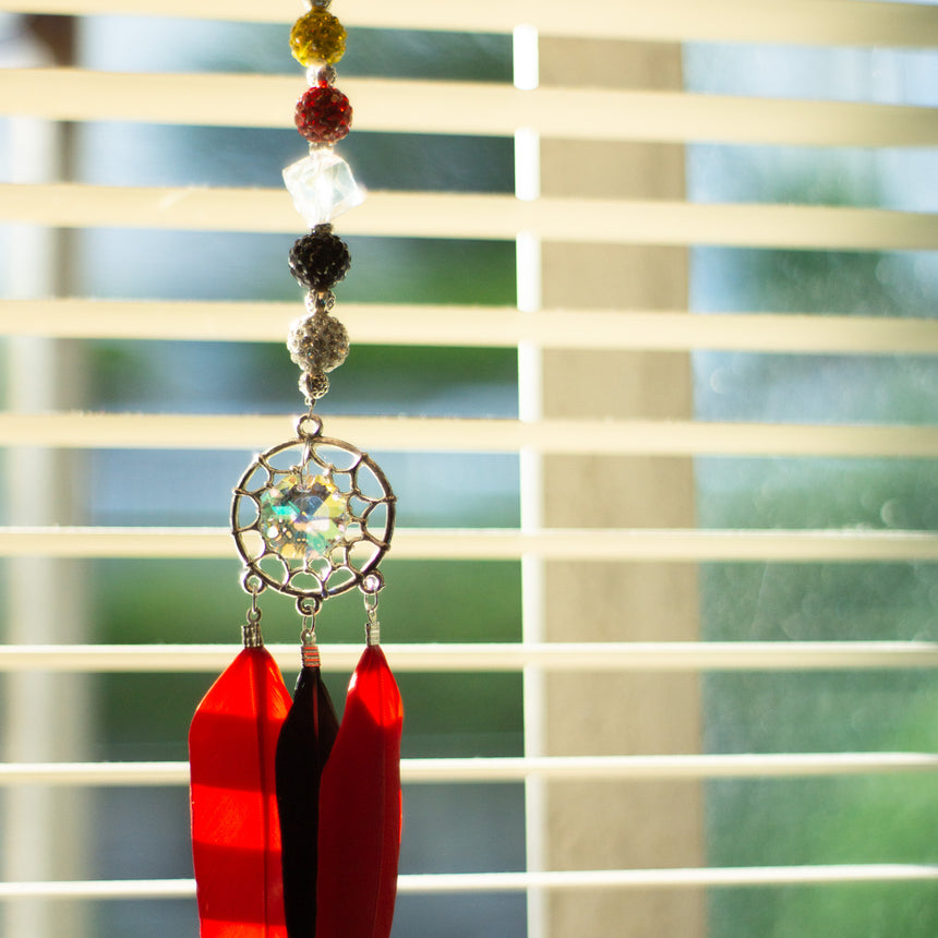 Custom Sun Catcher