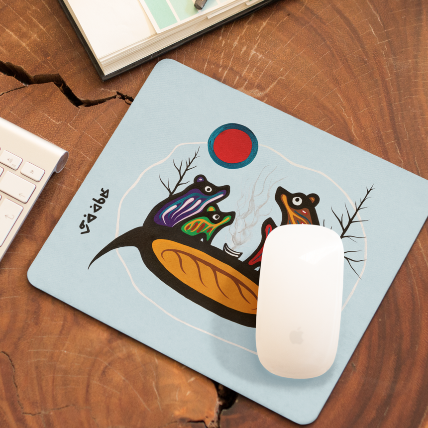 Lessons from the Elders Mousepad