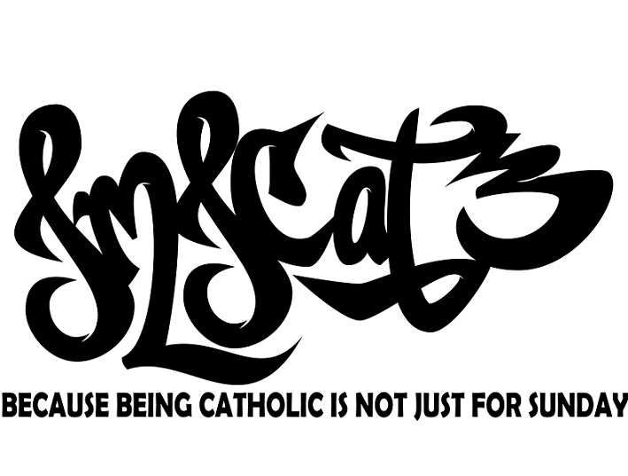 JMJCat3 Catholic Head Gear & Apparel