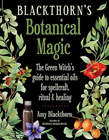 Suggested Reading / Class List – Blackthorn Hoodoo Blends