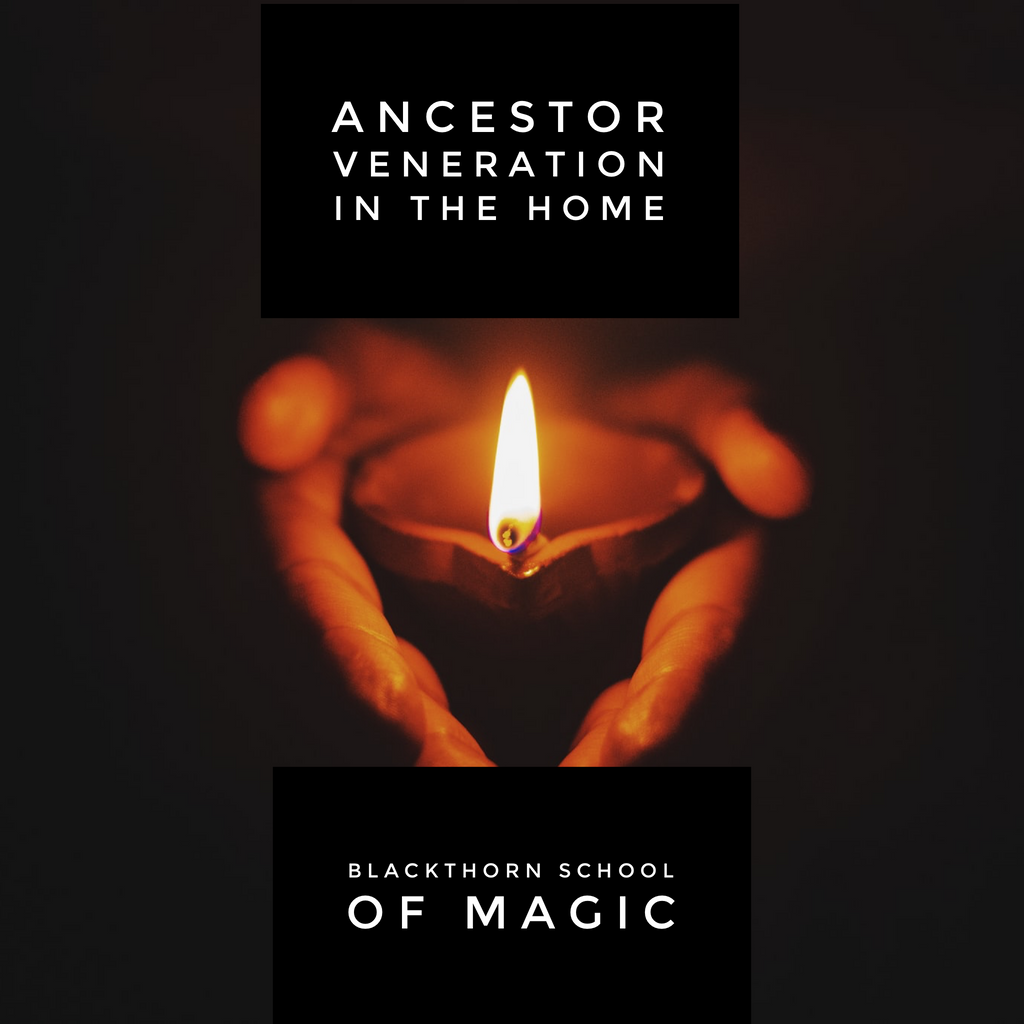 Aromatherapy and Ancestor Veneration in the Home