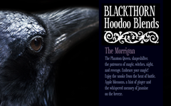 The Morrigan Tea