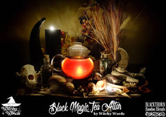 Black Magic Tea