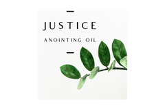 Justice Anointing Oil