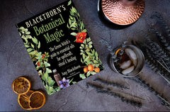 Autographed copy, 'Blackthorn's Botanical Magic'