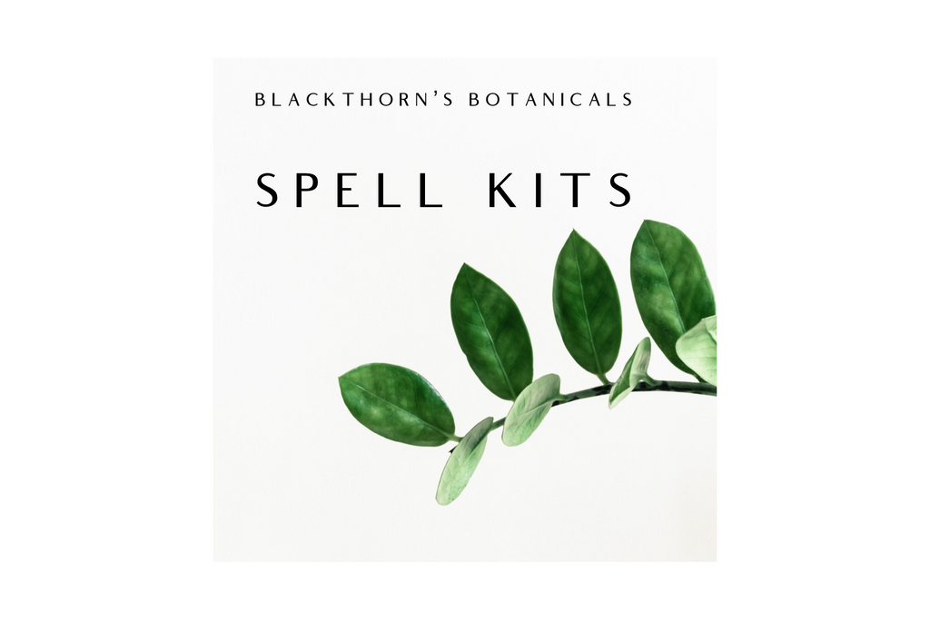 Blackthorn's Botanicals Spell Kits