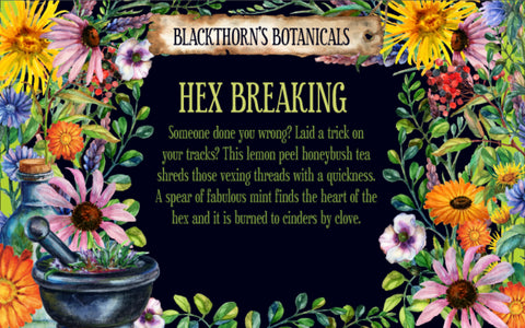 Hex Breaking Tea