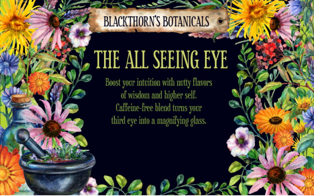 All Seeing Eye Tea