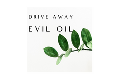 Drive Away Evil Atmosphere Oil (Purification)