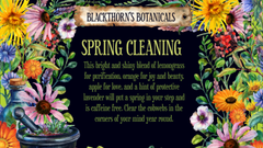 Spring Cleaning Tea