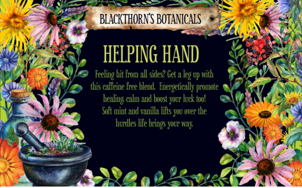 Helping Hand Tea