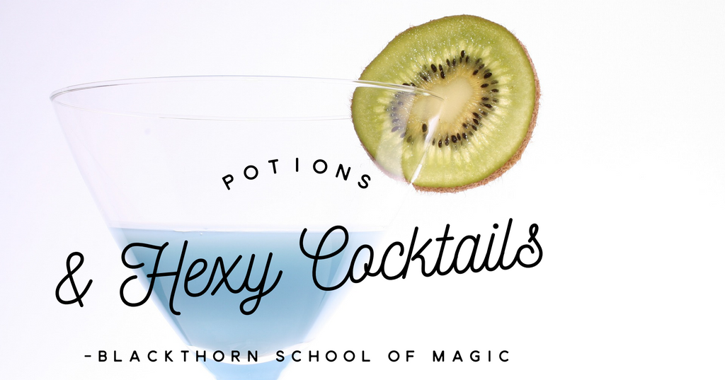 Potions & Hexy Cocktails Workshop