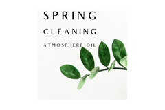 Spring Cleaning Atmosphere Oil