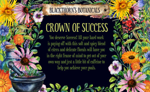 Crown of Success Tea