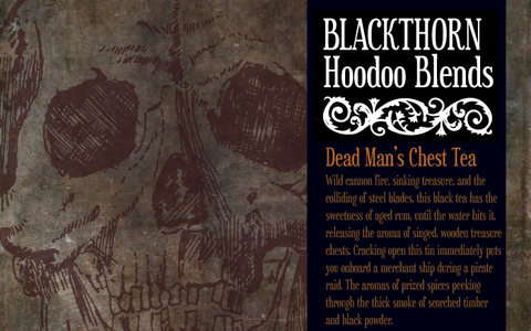 Dead Man's Chest Tea
