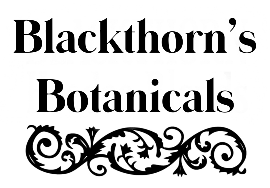 Blackthorn's Botanicals
