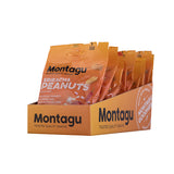 Montagu Flavoured Roasted Peanuts Sriracha 50g Box of 10