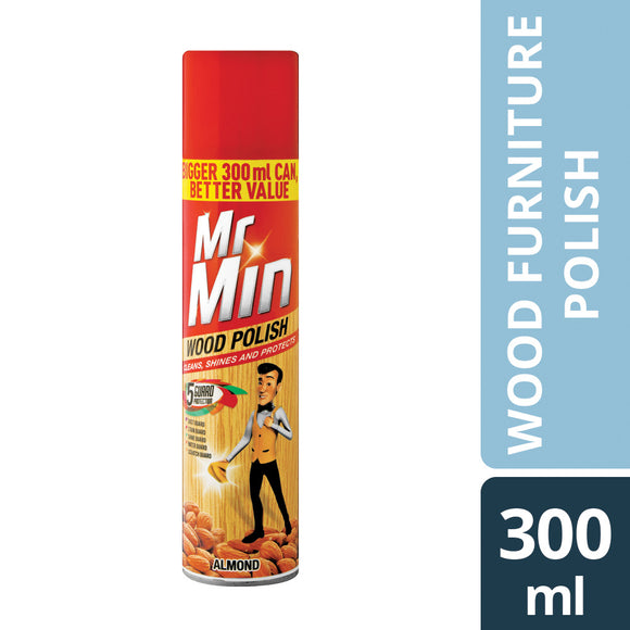 Mr Min Wood Almond 300ml Case of 36
