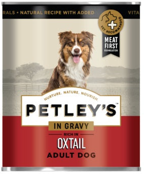 Petleys Oxtail 375g Pack of 12