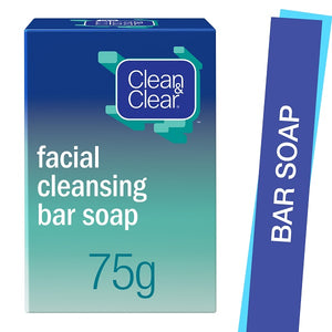 Clean and Clear Cleansing Bar 75g Pack of 24