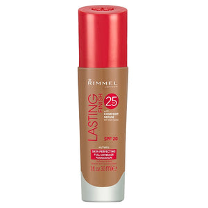 Rimmel Lasting Finish 25h Foundation Nutmeg