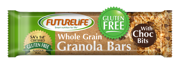 Futurelife Granola bars Choc Bits Granola Bar 5 x 40g