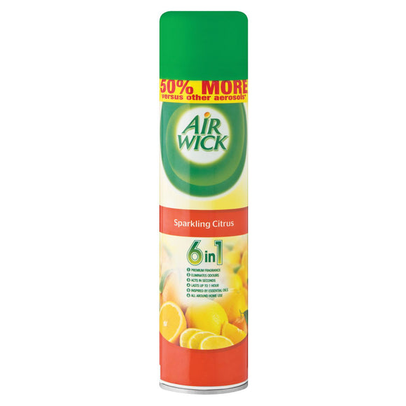 Airwick Air Freshner Sparkling Citrus 280ml