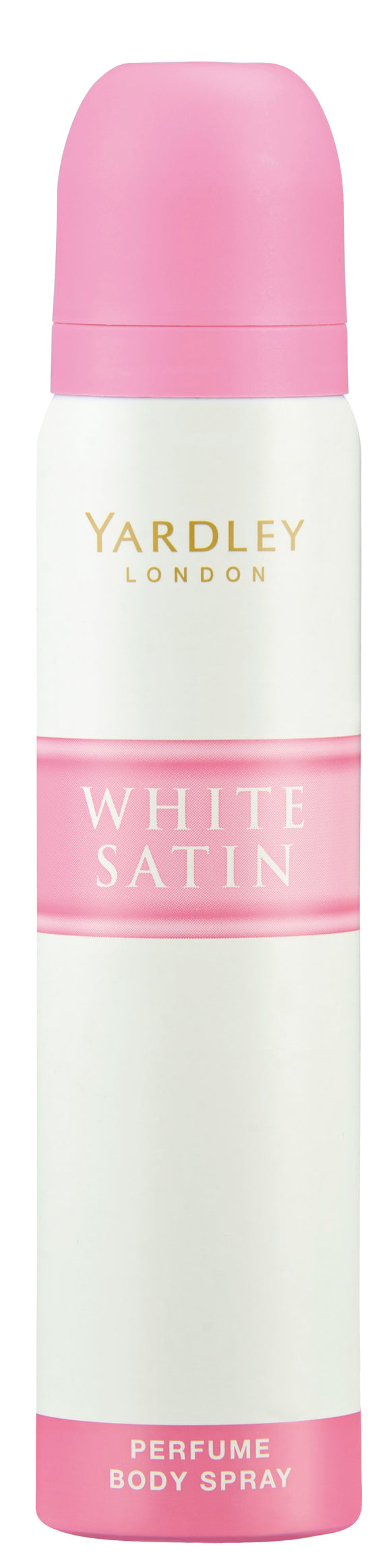 Yardley White Satin Perfume Body Spray 90ML