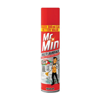 Mr Min Multi Surface Regular 300ml