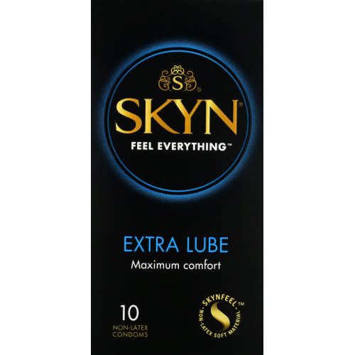 SKYN Extra Lubricated Condoms 10s