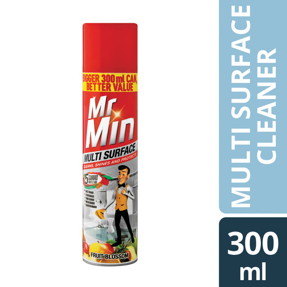 Mr Min Multi Surface Fruit Blossom 300ml