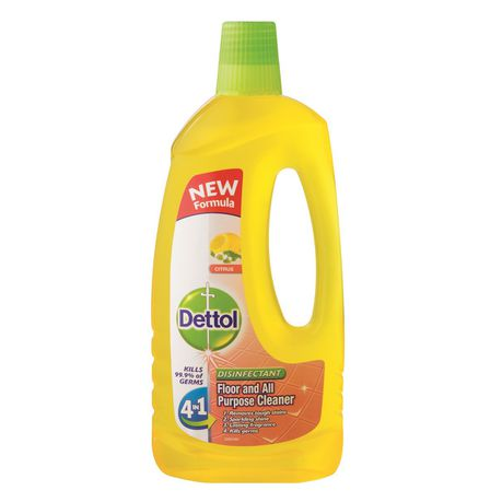 Dettol Hygiene All Purpose Cleaner Citrus 750ml Case of 12