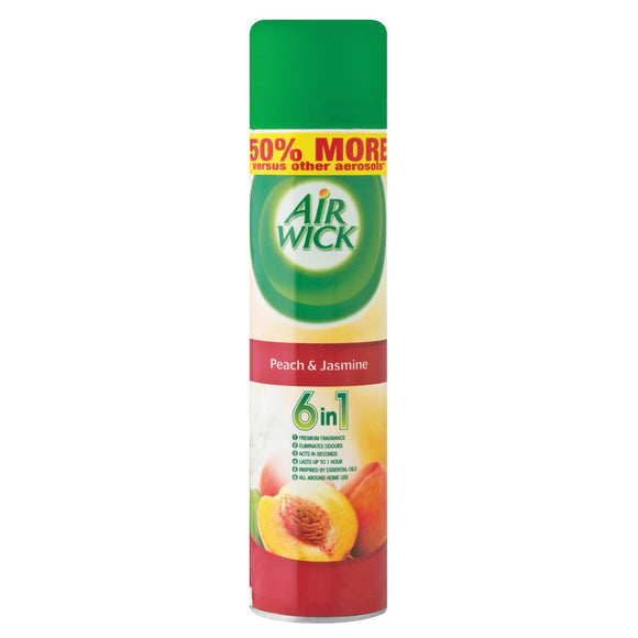 Airwick Air Freshner Peach and Jasmine 280ml