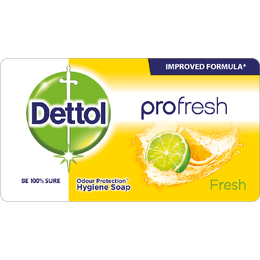Dettol Soap Profresh Fresh 150g