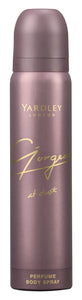 Yardley Gorgeous Perfume Body Spray At Dusk 90ML