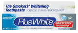 Plus White Smokers Toothpaste 100g